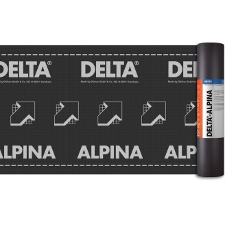Супердиффузионная мембрана Dorken DELTA-ALPINA