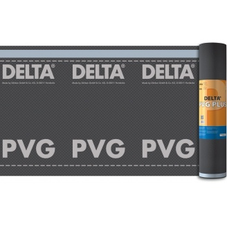 Супердиффузионная мембрана Dorken DELTA-PVG PLUS