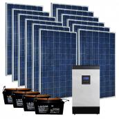 Автономна сонячна електростанція 6 кВт