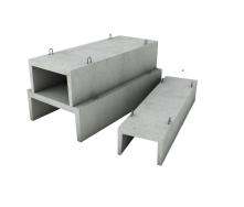 Лоток бетонний каналізаційний Л 1-8 3 м