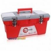 "Ящик для инструмента INTERTOOL BX-0518 с металлическими замками 18"" 480x250x230 мм"