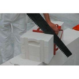 Пенобетон стеновой Aeroc 20х30х60 см D300