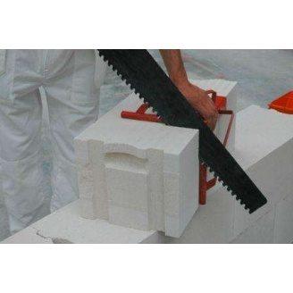 Пінобетон стіновий Aeroc 20х30х60 см D300