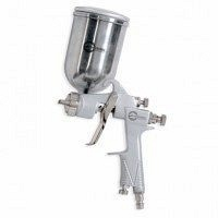 Фарборозпилювач Intertool PT-0201 HP STEEL 100 1 мм 400 мл