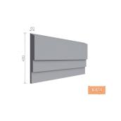 Карниз фасадный Тимис 2000х430х60 мм из армированного пенопласта арт 10174
