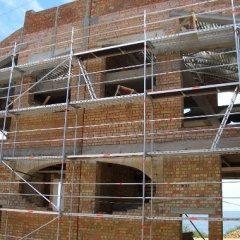 Риштування будівельні