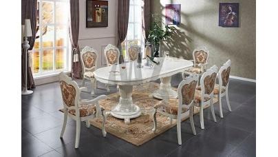 Как выбрать обеденный стол в гостиную: полезные советы и рекомендации
