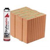 Керамічний блок Porotherm 30 T Dryfix 300х248х249 мм