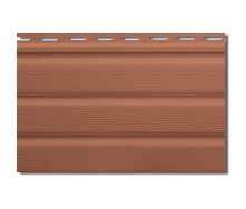 Софит Альта-Профиль Т-19-У без перфорации 3000х230 мм дуб светлый