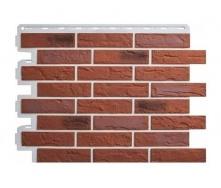 Фасадна панель Альта-Профіль Цегла Ризька 795х591х20 мм колір 04