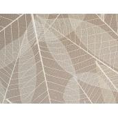 Натуральная декоративная панель Organoid Skelettblattla 4005 акустический флис 3050х1230 мм