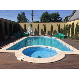 Cтроительство бетонного бассейна под ключ от Swimpool Service