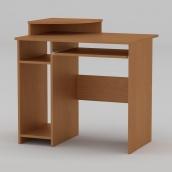 Компьютерный стол Компанит СКМ-1 820х600х736 мм бук