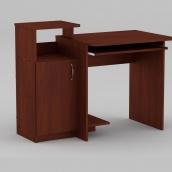 Компьютерный стол Компанит СКМ-2 1102х600х750 мм яблоня