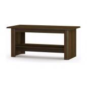 Стол журнальный Мебель-Сервис Парма 1200х550х590 мм дуб сонома