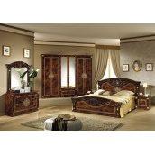Спальня Мебель-Сервис Рома 6Д корень