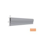 Карниз фасадный Тимис 2000x160x35 мм из армированного пенопласта арт 00267