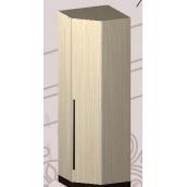 Шкаф Мастер Форм Арья 600х600/360х1950 мм угловой венге темный/дуб молочный
