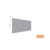 Русти фасадные Тимис 400х500х20 мм из армированого пенопласта (00532)