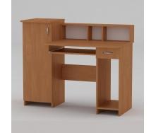 Компьютерный стол Компанит Пи-Пи-2 1175х600х736 мм ольха