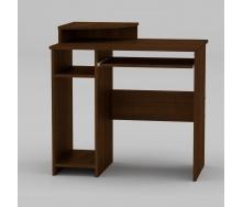 Компьютерный стол Компанит СКМ-1 820х600х736 мм орех