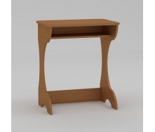 Письменный стол Компанит Юниор 640х440х750 мм ольха