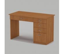 Письмовий стіл Компанит Студент 1155х550х736 мм вільха