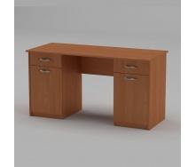 Письмовий стіл Компанит Вчитель-2 1400х600х736 мм вільха