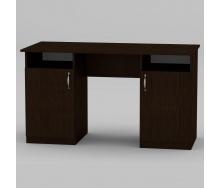 Письмовий стіл Компанит Вчитель 1300х600х736 мм венге