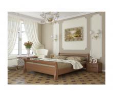 Кровать Эстелла Диана 105 2000x1400 мм массив