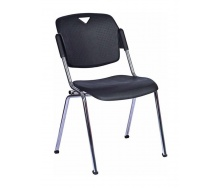 Офісний стілець АМF Рольф чорний пластик 540х600х820 мм чорний