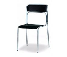 Офісний стілець АМF Аскона 470х490х810 мм хром