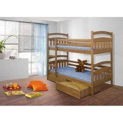 Дитячі двоярусні ліжка