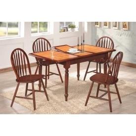 Обеденный стол ONDER MEBLI СТ 364560 махагон