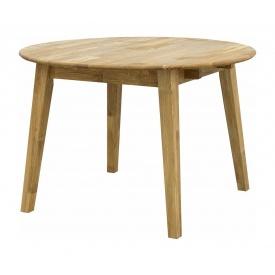 Стол обеденный Мебель-Сервис Октавия раскладной 1100х750х1100 мм дуб натуральный