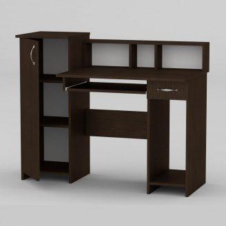 Комп'ютерний стіл Компанит Пі-Пі-2 1175х600х736 мм венге