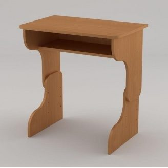Письменный стол Компанит Малыш 660х430х511 мм бук