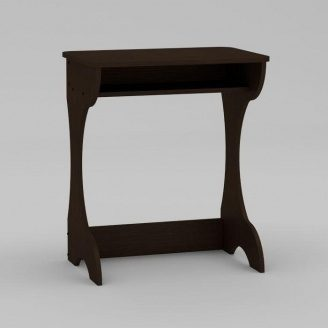 Письмовий стіл Компанит Юніор 640х440х750 мм венге
