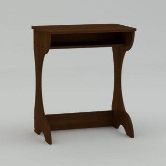 Письмовий стіл Компанит Юніор 640х440х750 мм горіх