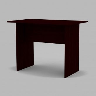 Письмовий стіл Компанит МО-1 1000х600х736 мм венге