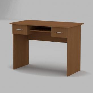 Письмовий стіл Компанит Школяр-2 1000х545х736 мм бук