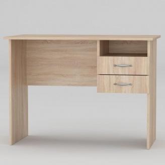 Письменный стол Компанит Школьник 1000х545х735 мм дуб сонома