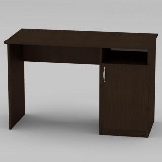 Письмовий стіл Компанит Учень 1150х550х736 мм венге
