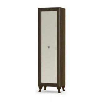 Пенал Мебель-Сервис Парма 1Д 560х1995х400 мм дуб сонома
