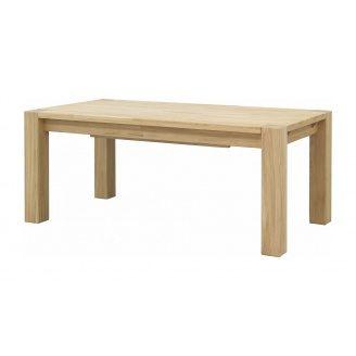 Стол обеденный Мебель-Сервис Хилтон раскладной 750х900х1800/2600 мм дуб натуральный
