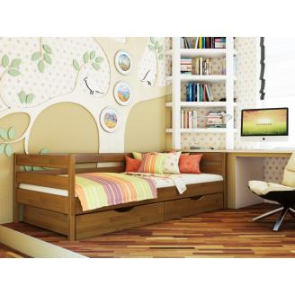 Кровать Эстелла Нота 103 90x200 см массив