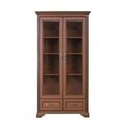Шкаф для книг БМФ Росава ШК-329 1040х1980х390 мм орех артемида