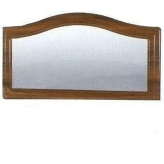 Зеркало настенное БМФ Афродита Юг МР-2451 1200х600х20 мм орех матовый
