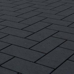 Клінкерна бруківка Керамейя БрукКЕРАМ Класика БАЗАЛЬТ ПВ-1 М-450 200х100х45 мм