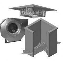 Дополнительная комплектация для вентиляторов дымоудаления